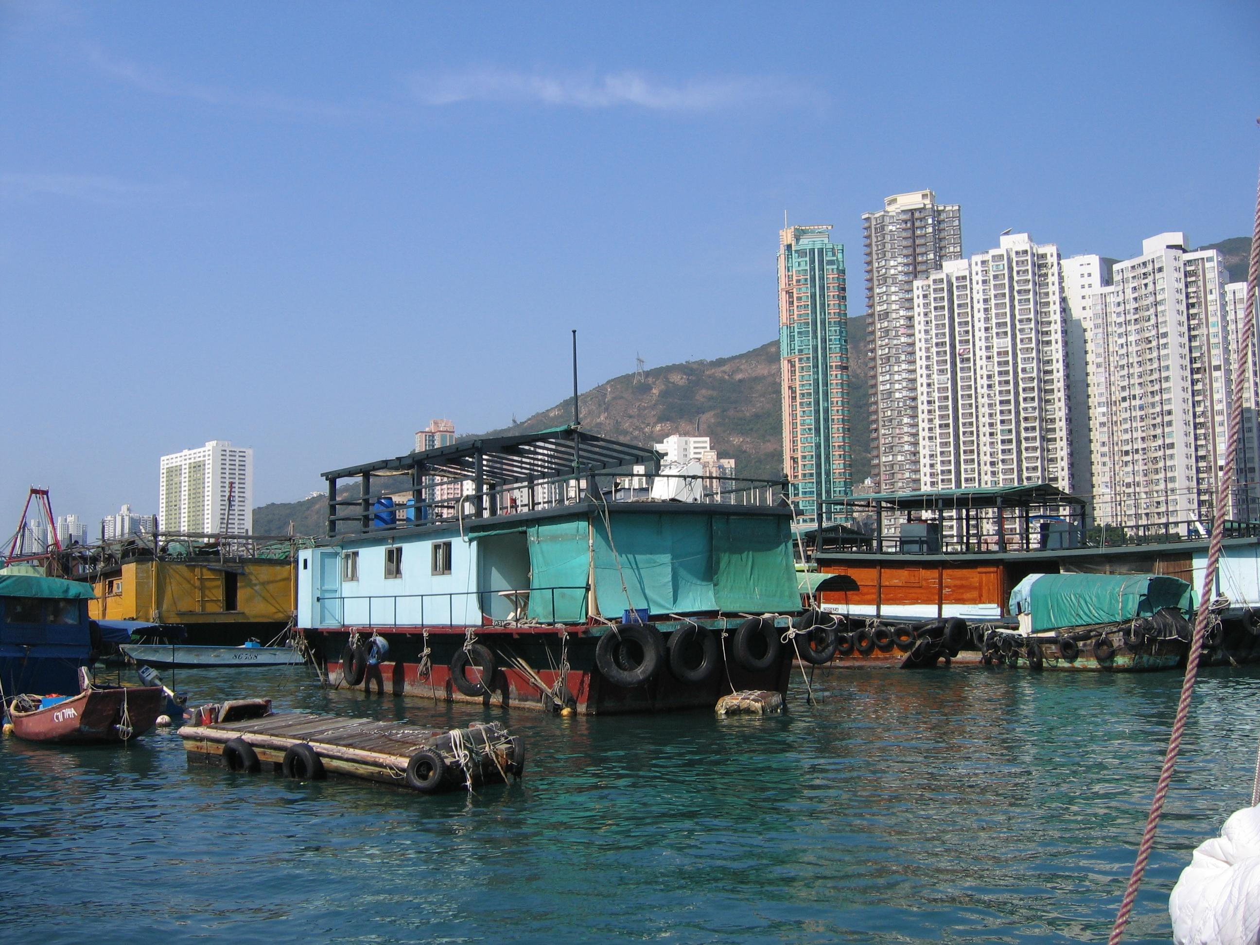 Hong Kong, 2010.