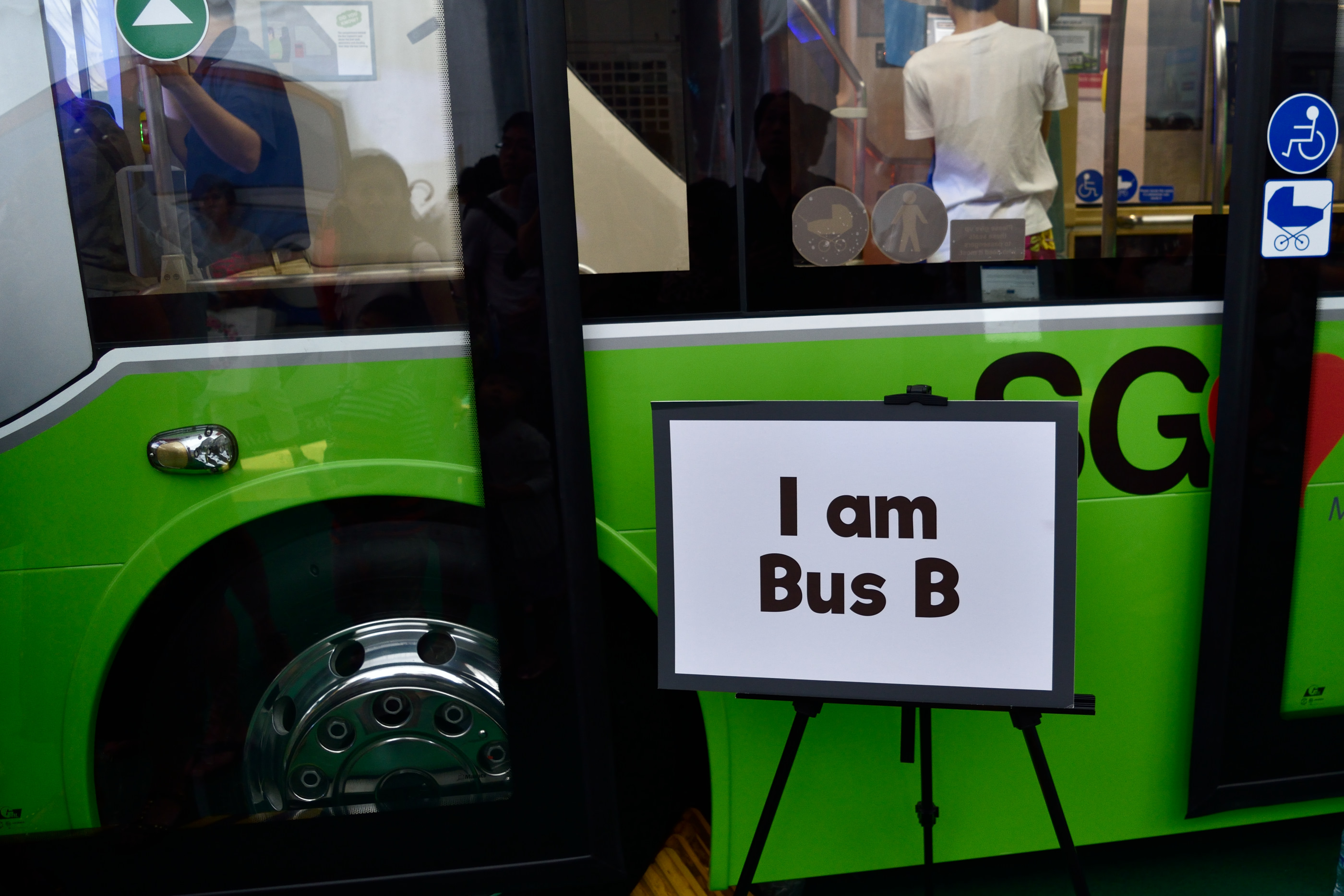 Pick Your Poison: Bus A or Bus B?