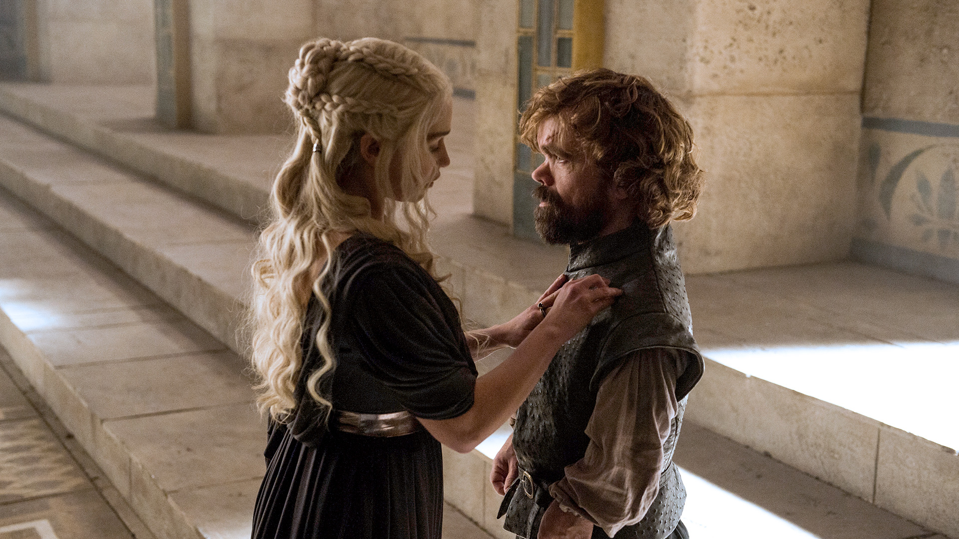"""I name you Hand of the Queen."" / Credits: HBO"